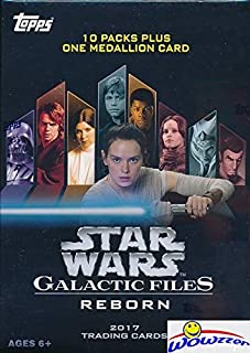 topps star wars galactic files
