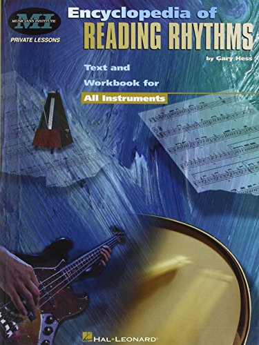 Encyclopedia of Reading Rhythms: Private Lessons Series