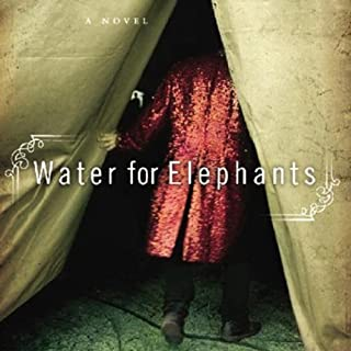 Water for Elephants audiobook cover art