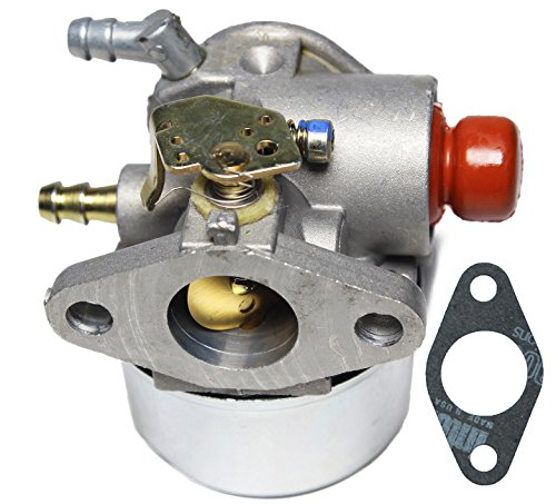Carburetor For Tecumseh 640025 640025C 640025B 640025A 640004 640014 OHH55 OHH60 OHH65 OH195XA, 5.5HP Carb, with Gasket