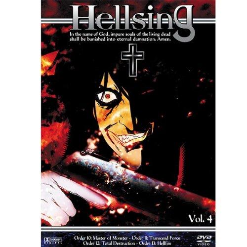 Hellsing Vol. 4