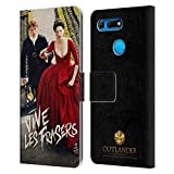 Head Case Designs Officiel Outlander Relevez 2 Affiche Art Clé Coque en Cuir à Portefeuille...