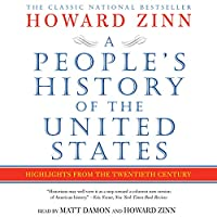 A People's History of the United States audio book