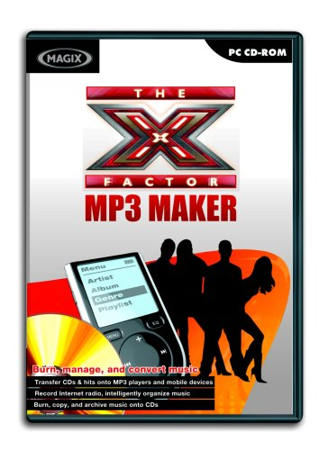 Magix X Factor MP3 Maker (PC)