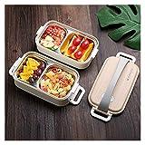 WSZMD Thermal Lunch Box Caja Almuerzo Recipiente Alimento Boite Repas Recipientes For Alimentos Loncheras For Almuerzo Comida Bento Contenedores, Aislamiento Cubo