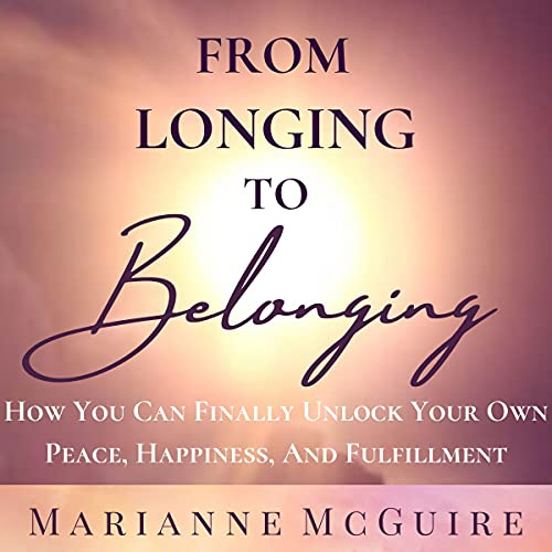 From Longing to Belonging cover art