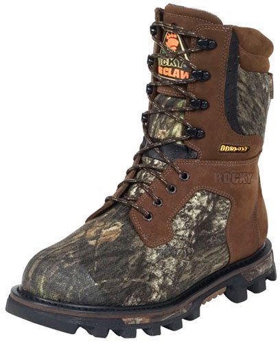 Rocky BearClaw GORE-TEX Waterproof 1000G Insulated Hunting Boot Size 14(ME)