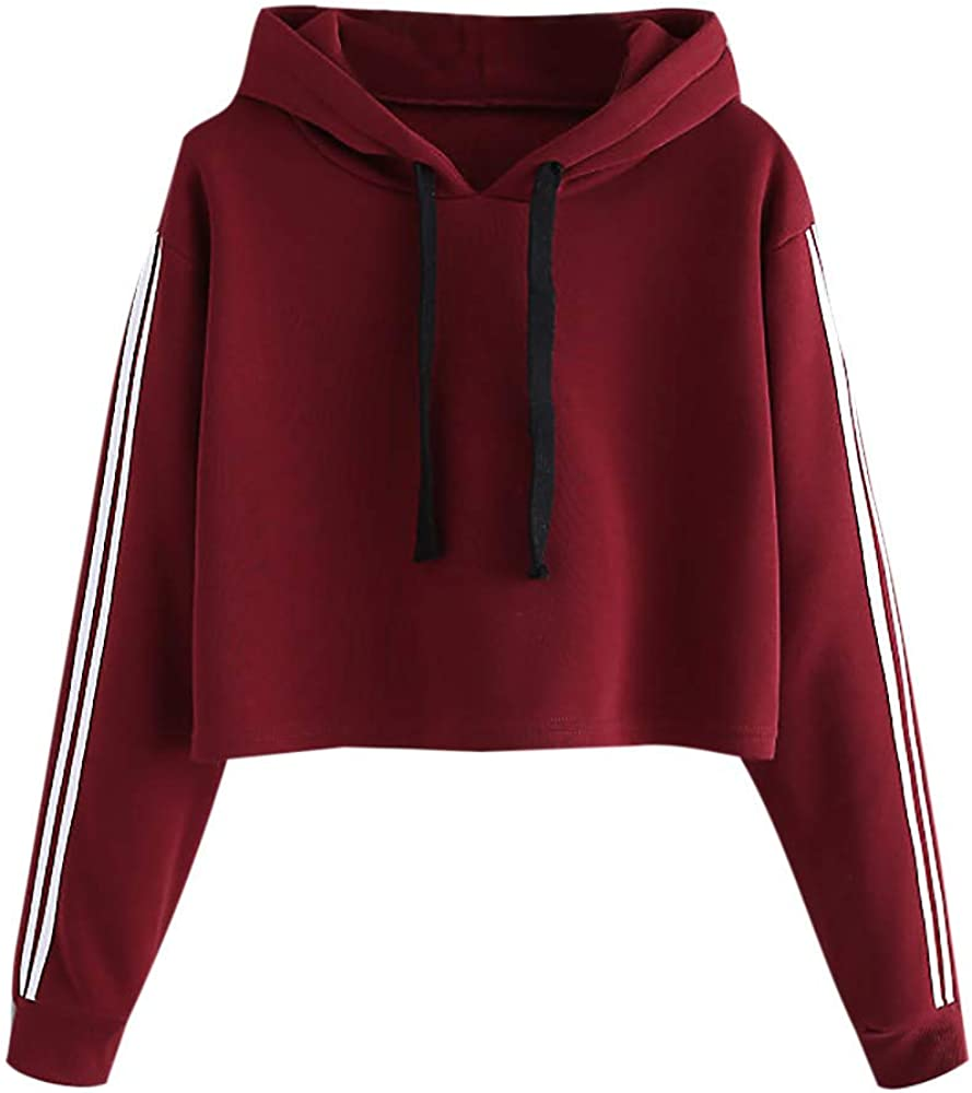 Hoodies for Women New products world's highest quality popular Women's Casual Side 2021new shipping free shipping Sleeve Long Striped