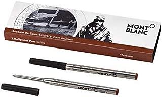 Montblanc 2 Ballpoint Pen Refills (M) Antoine de Saint-Exupéry - 116273