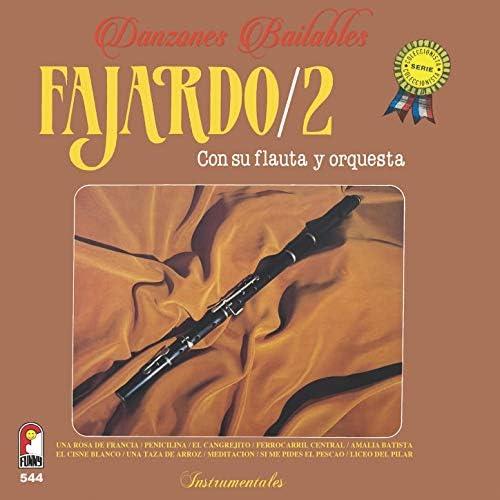 Fajardo con su Flauta y Orquesta