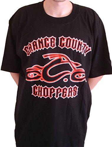 MusikMachine T Shirt Choppers - Orange County - XL