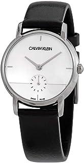Calvin Klein 32011472 - Reloj analógico de Cuarzo y Piel