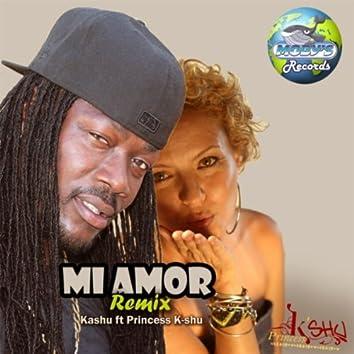 Mi Amor (Remix) [feat. Princess K'shu]