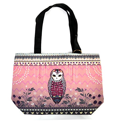 Owl / La Chouette - Curiosités Sauvages Bag Shopper