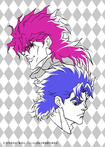 Di molto bene JoJo's Bizarre Adventure: TV Anime - Card Sleeve vol.1 [Jonathan & Dio]