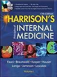 Harrison's Principles of Internal Medicine (2 Vol Set) (Harrison's Principles of Internal Medicine)