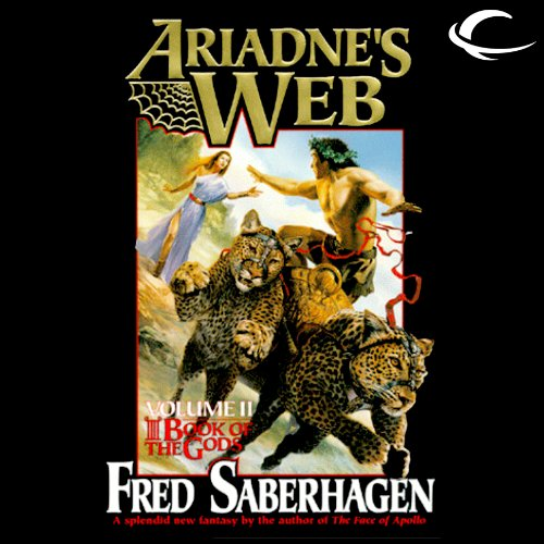 Ariadne's Web audiobook cover art
