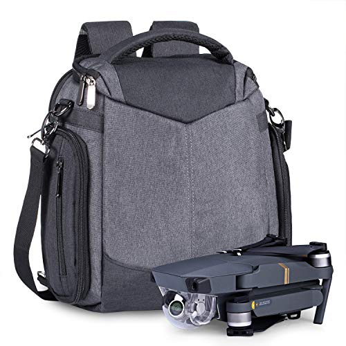 ESTARER Borsa a tracolla 3 in 1 per DJI Mavic 2 Pro/Zoom, Mavic Air/Mini