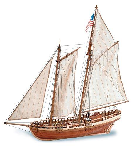 Artesanía Latina 22135. Maqueta de Barco en Madera Virginia American Schooner 1/41