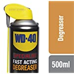 WD-40 Specialist, Fast Acting Degreaser with Smart Straw, Removes Oil, Grime & Grease, 500ml 44393 3