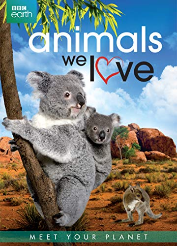 Bbc Earth: Animals We Love Box