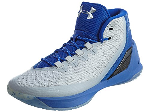 Under Armour Curry 3 Steel/Blue