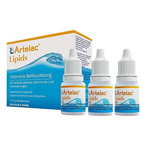 Artelac Lipids Tropfläschchen, 3x10 g Gel