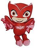 PJ Masks Gekko, Catboy oder Owlette Pyjamahelden Mini-Plüschfiguren 22cm zum Sammeln, Spielen und Knuddeln (Owlette)