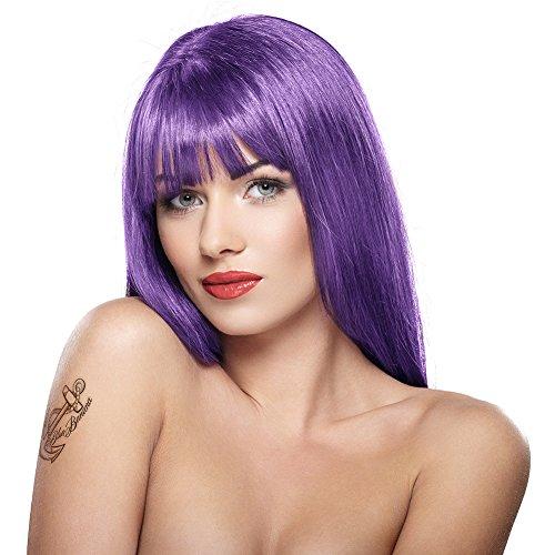 Stargazer Semi Permanent Hair Dye 70ml (Purple) by Blue Banana Alternative Fashion