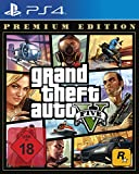 Grand Theft Auto V Premium Edition - [PlayStation...