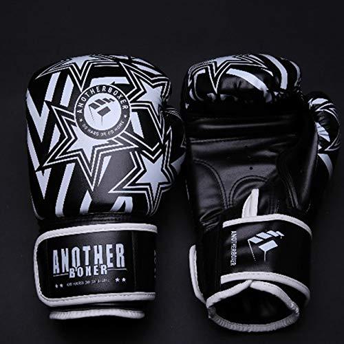 xmwm 10-16 OZ Boxhandschuhe Adult MMA Gym Training Grant Boxhandschuhe