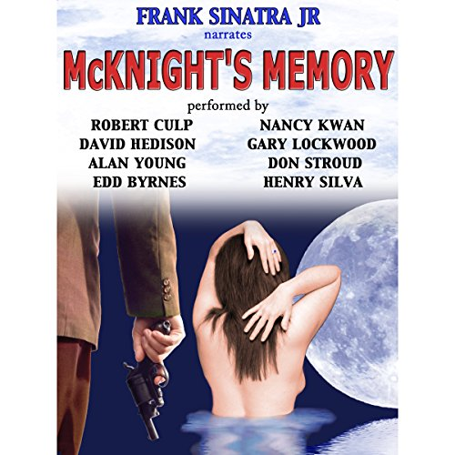 McKnight's Memory audiobook cover art