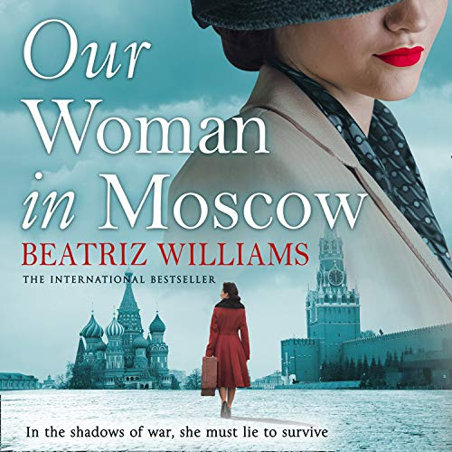 『Our Woman in Moscow』のカバーアート