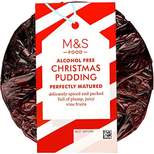 Marks and Spencer 6 Months Matured Christmas Pudding 454g - Serves 4