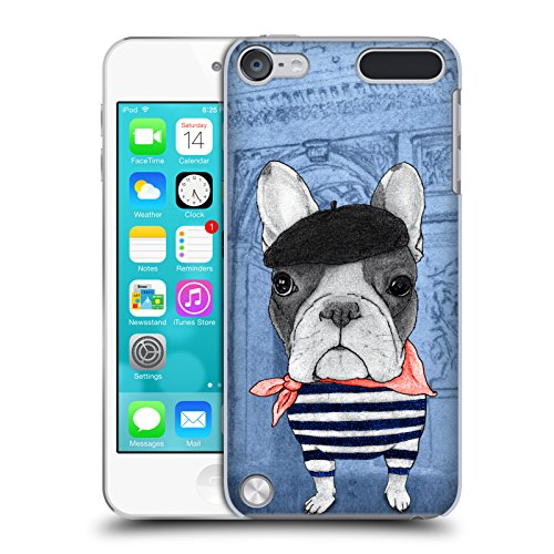 Head Case Designs Officially Licensed Barruf French Bulldog Dogs Hard Back Case Compatible with Apple iPod Touch 5G 5th Gen