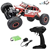 cossetpack 1:18 Rechargeable 4Wd 2.4GHz Rock Crawler Off Road R/C Car Monster Truck