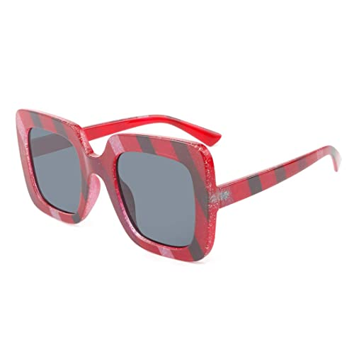 a2037dc138 ROYAL GIRL Oversized Square Sunglasses Women Inspired Multi Tinted Frame  Fashion Modern Shades