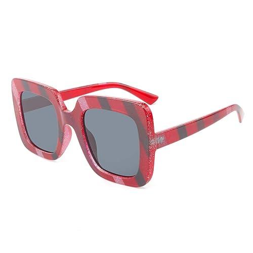 beea6c8e772 ROYAL GIRL Oversized Square Sunglasses Women Inspired Multi Tinted Frame  Fashion Modern Shades