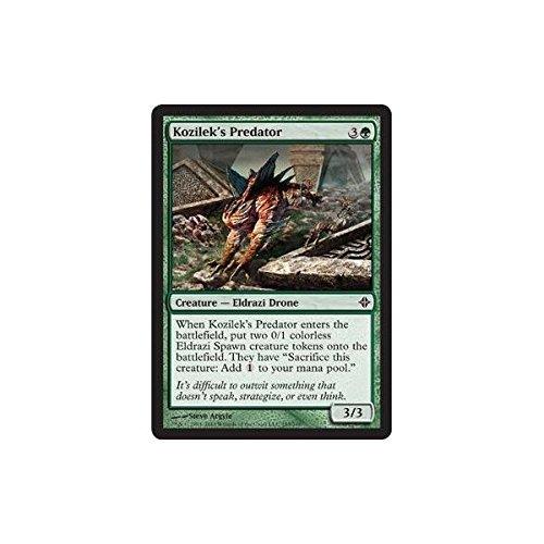 Magic: the Gathering - Kozilek's Predator - Rise of The Eldrazi