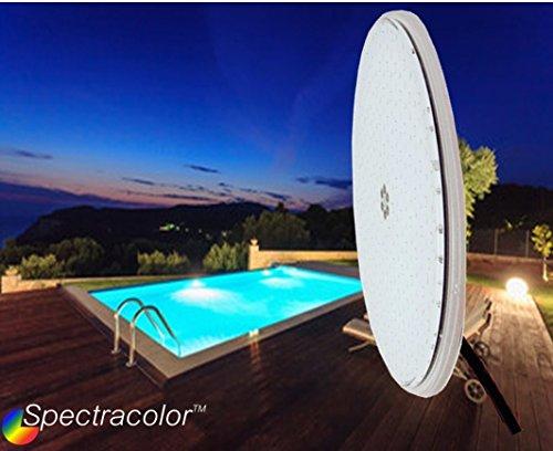 LAMPE LED PISCINE COULEUR 60W - 4150 Lumens - COMPATIBLE PAR56 - ULTRA PUISSANTE