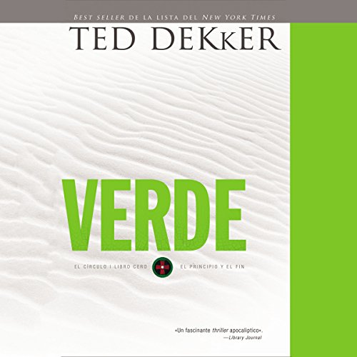 Verde [Green] audiobook cover art