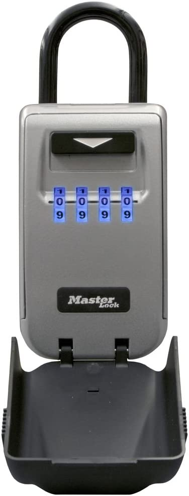 Master Max 83% OFF Lock Genuine Free Shipping 5424D 6 Pack 2-7 Dial Portable Light Up 8in. Bo