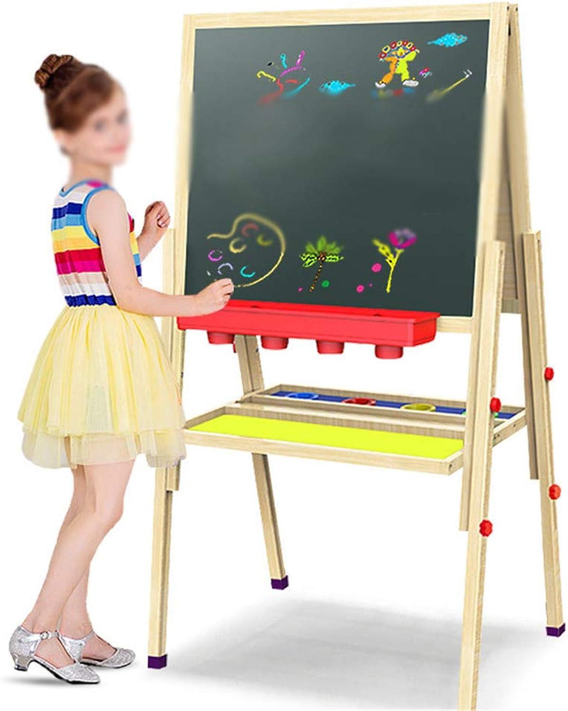 promociones emocionantes Tablero de dibujo dibujo dibujo para Niños Caballete magnético de doble Cochea ajustable de blancoboard de la pintura para los Niños y los Niños jovenes el 148CM Tablero de dibujo de tiza de caballete de doble ca  autentico en linea