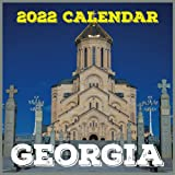 Georgia Calendar 2022: Daily, Weekly and Monthly Planner   Georgia 2021-2022 Planner   Georgia Calendar and Organizer   small calendar