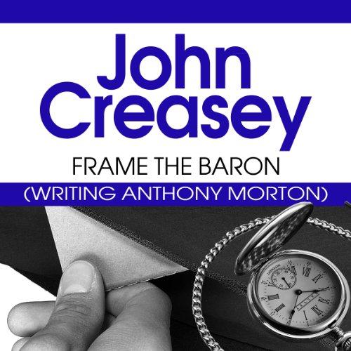 Frame the Baron cover art