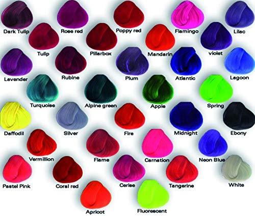 La Riche Unisex Tinte de cabello, semipermanente, Carnation Pink, 1 paquete, (1x 89 ml)