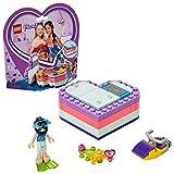 Lego 41385 Friends Caja Corazón de Verano de Emma (Descontinuado por Fabricante)