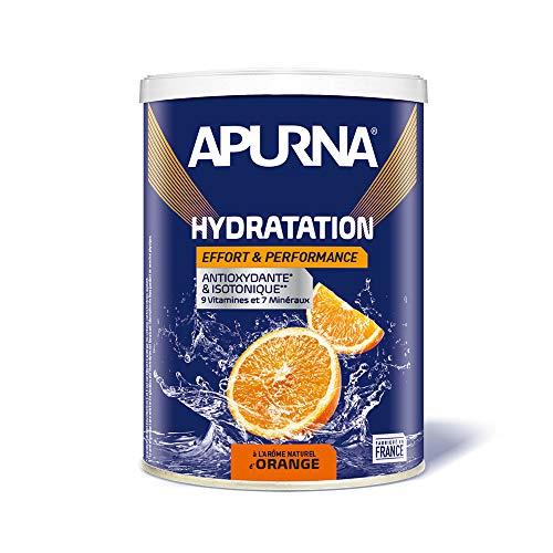 Boisson énergie Apurna Orange - 500g