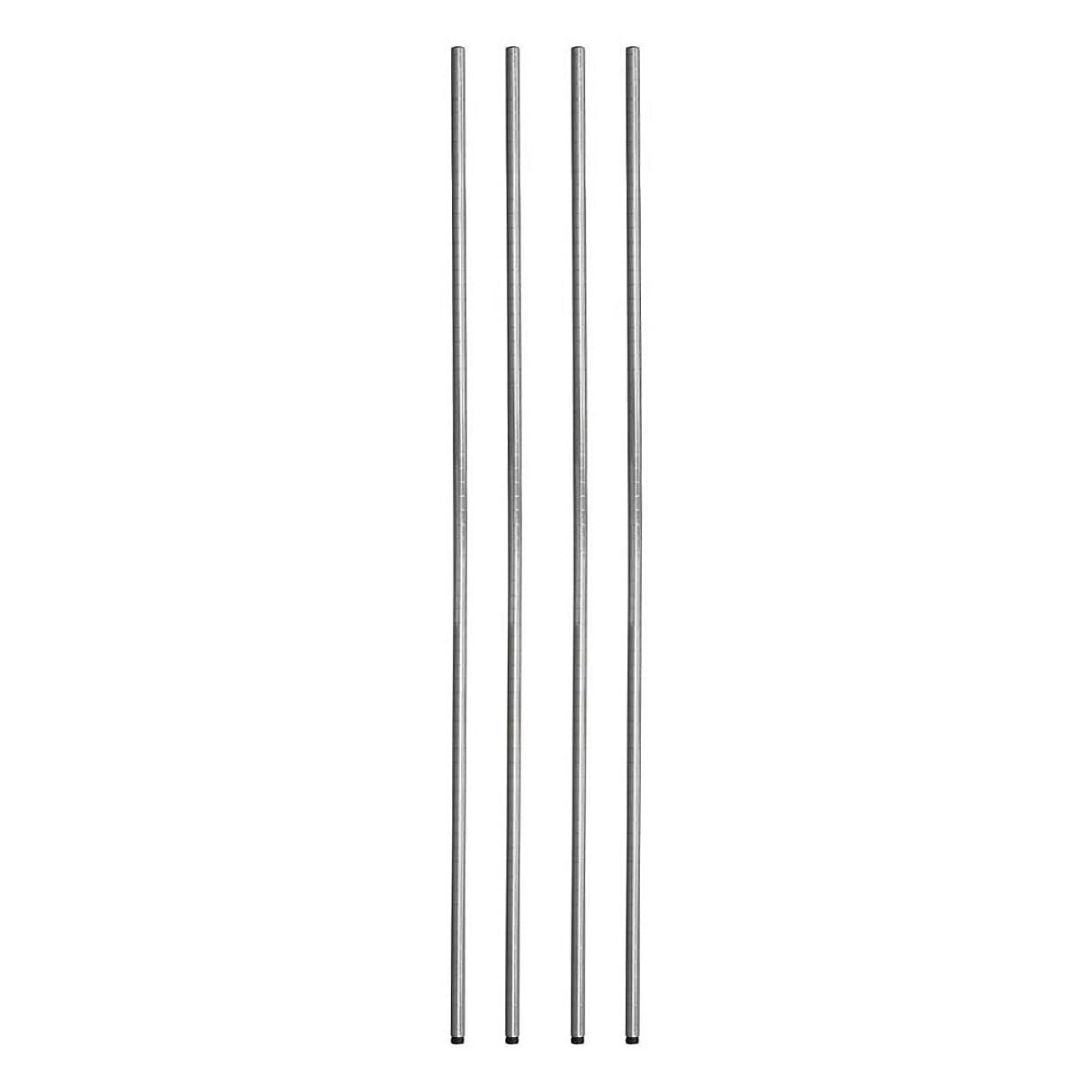 放牧する歩く論争の的ルミナス ポール径25mm用パーツ ポール(支柱) ポール 180cm(4本セット) 高さ180cm 25P180*4