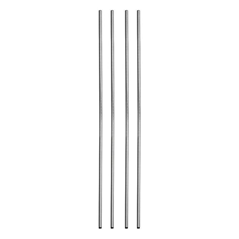 破滅的な成分オープニングルミナス ポール径25mm用パーツ ポール(支柱) ポール 180cm(4本セット) 高さ180cm 25P180*4
